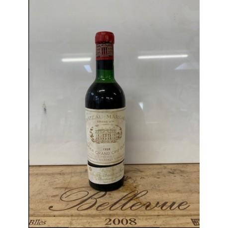 MARGAUX 1958 Half bottle